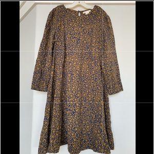 SUPER CUTE H&M 60s style floral print dress!!